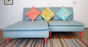 Ikea Soderhamn Sofa Cover by Legheads Ikea Hack Soderhamn With Replacement Furniture Legs Youtube