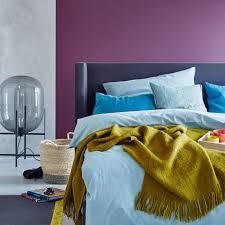 schlafzimmer in lila und blau bild 10 living at home