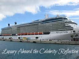 luxury aboard the celebrity reflection