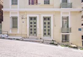 Neoclassical House Apartment A Stylish Neoclassical House Below The Acropolis