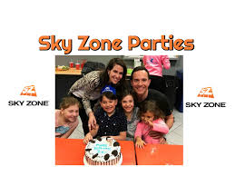 Birthdays At Sky Zone + Exclusive Deal | Entertain Kids On A ...
