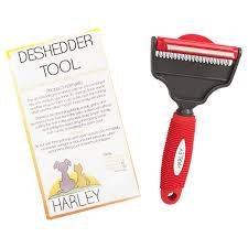 Dog Hair Shedding Blade by Amazon Com Deshedding Tool U0026 Dog Brush Grooming 2 In 1 Dual Rake