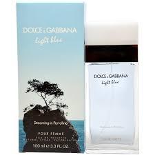 Dolce & Gabbana Light Blue Dreaming in Portofino Women s 3 3 ounce