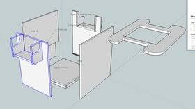 Xtension Arcade Cabinet Plans by Designing A Custom Arcade Cabinet In Sketchup Tested