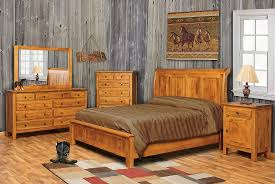 Daniels Amish Bedroom Furniture