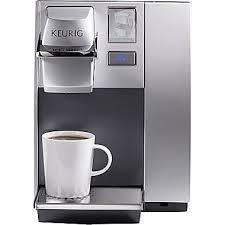 Stainless Steel Keurig Coffee Maker The Table