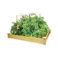 greenes 4 x 4 cedar raised garden bed rc4s4b specialty