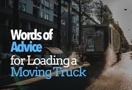 100 Packing A Moving Truck Words Of Dvice For Loading A Cheap Movers