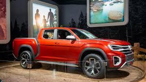 100 Volkswagen Truck VW Teases Potential US Pickup Truck With Atlas Tanoak Concept