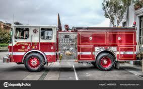 100 Truck San Francisco Fire Stock Editorial Photo Canyalcin 149891836