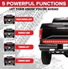 60-Inch 2-Row LED Truck Tailgate Light Bar Strip Red/White Reverse ... How To Install Access Backup Led Tailgate Light Bar Youtube Lighted Waterproof Running Reverse Brake Turn Signal Best Under Tailgate Light Bar 042014 F150 Bars 60 Double Row Truck Strip Red White Tail 60inch 2row Buy Partsam Signaldriving7443 Redwhite Stop Oracle Lighting 3824504 Extreme Series Xkglow Xk041017 5function Led Suppliers Dual For Pickups