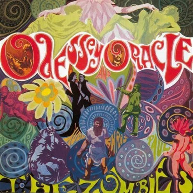 Odessey and Oracle Vinyl - The Zombies