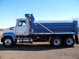 Dump Truck Blue - Data SET •