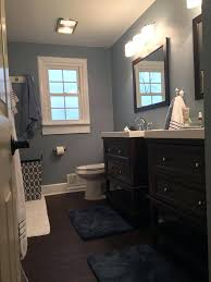 innovation blue bathroom wall decor elpro me