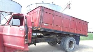 1967 Ford F600 Grain Truck For Sale - YouTube Tandem Grain Truck Trucks For Sale Gardiner April 8 2013 1986 Ford 9000 Mack Grain Silage Trucks For Sale Custom Rockin H Farm Toys 1974 Chevrolet C60 Grain Truck Item K1078 Sold Septembe 1967 F600 For Youtube 1969 C50 L7337 March 16 Body Dump N Trailer Magazine Rental And Hitch As Well Mac With 1 Ton Intertional Loadstar 1600 Medium Duty Old Chevy In Az Harmonious 1979 Scottsdale