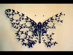 Butterfly Wall Decor Target by Butterflies Wall Decorations Home Interior Design Ideas