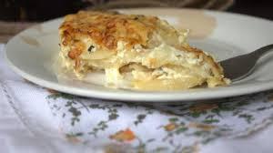 amour de cuisine recette gratin de panais chez amour de cuisine