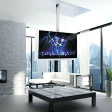 floor to ceiling tension pole tv mount floor to ceiling tv stand