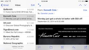 What Marketers Need To Know About iPhone 6 Email Design