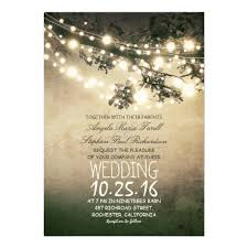 Personalized Lanterns Wedding Invitations