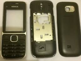 Image is loading REPLACEMENT HOUSING FOR A NOKIA C2 01 FASCIA
