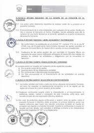 Carta De Inversionistas De Mina El Tambor Al Ministro De Economía By