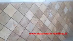 comment poser de la faïence de cuisine en diagonale www maconnerie