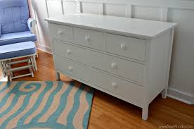 6 Drawer Dresser Plans by How To Build An Extra Wide Simple Dresser Sew Woodsy