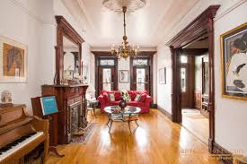Brunch In Bed Stuy by Wood Details Abound In This 1 3m Bed Stuy Townhouse 6sqft