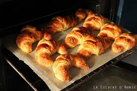 recette croissants façon boulangerie la cuisine familiale un