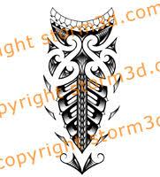 Forearm Inside Maori Tattoos High Resolution Images