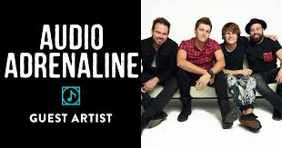 Audio Adrenaline Ocean Floor Album by Audio Adrenaline Grand Ole Opry