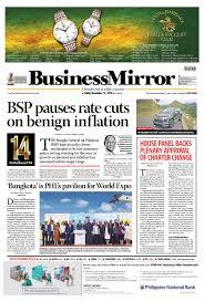 BusinessMirror December 13, 2019 By BusinessMirror - Issuu