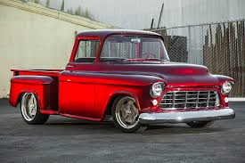 100 Chevy Truck Pictures Find Out What Made This 1956 Pickup A Complete Surprise Hot