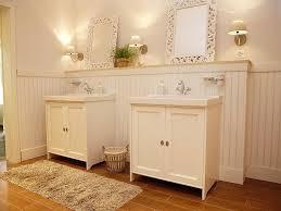 beadboard de badezimmer traditional bathrooms ikea