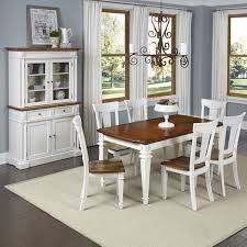 Americana 7 Piece Dining Set With Buffet And Hutch By Home Styles