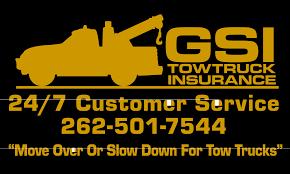 Home - GSI Tow Insurance