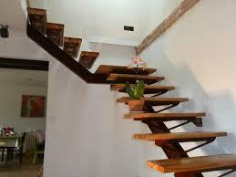 escalier quart tournant avec palier new métal