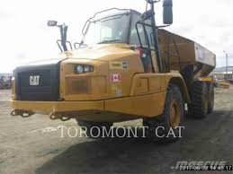 Caterpillar -730-c - Articulated Dump Truck (ADT), Price: £279,356 ...