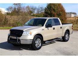2007 Ford F150 For Sale | ClassicCars.com | CC-1163787 Ford Fseries Eleventh Generation Wikiwand Discount Rear Fusion Bumper 52007 Super Duty 2007 F150 Upgrades Euro Headlights And Tail Lights Truckin Interior 2019 20 Top Car Models Speed Ford F250 Lima Oh 5004631052 Cmialucktradercom History Pictures Value Auction Sales Research F550 Tpi Used Parts 42l V6 4r75e 4 Auto Subway Truck F 150 Moto Metal Mo962 Rough Country Leveling Kit Supercrew Stock 14578 For Sale Near Duluth Ga