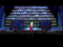Katie Harman Sings O Holy Night With Portlands Singing Christmas Tree 2012