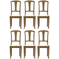 Six Dining Chairs French Art Nouveau Arts And Crafts Oak, Circa 1900 ... Art Nouveau Ding Chairs In Alfreton Derbyshire Gumtree Set Of 6 Nouveau Carved Oak Ding Chairs Vinterior Of 4 4671a La70304 Quality Art Golden Oak High Slat Back 554 Antique Beauty Oaken Room Jugendstil Chair By Richard Riemerschmid Ars Design Dutch Mahogany Desk By Karel Sluyterman For Set 5 Four Early 20th Century Walnut Style Four Antique Art Nouveau Carved Ding Chairs 12 Arts Crafts Shapland Petter Antiques Atlas
