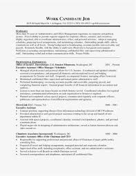 Dental Assistant Resume Templates Examples