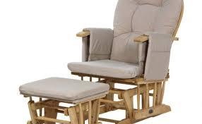 chair Oak Rocking Chair Pottery Barn Rocker Glider And Ottoman