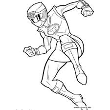 Power Ranger 13 Rangers PRINTABLE COLORING PAGES FOR KIDS