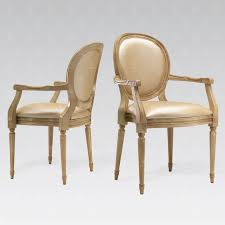 collinet sieges louis xvi style chair stackable upholstered with armrests