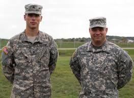 Poughkeepsie Father and Son Prepare for New York Army National
