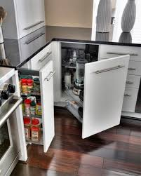kitchen cabinet pull out ideas