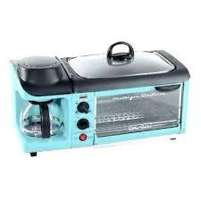 Blue Toaster Retro Breakfast Center Oven Cobalt 2 Slice N Kitchenaid 4
