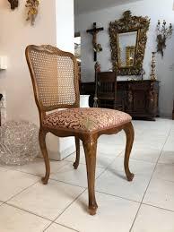 hübscher chippendale sessel stuhl rattangeflecht x2033 ebay